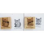 custom photo rubber stamps
